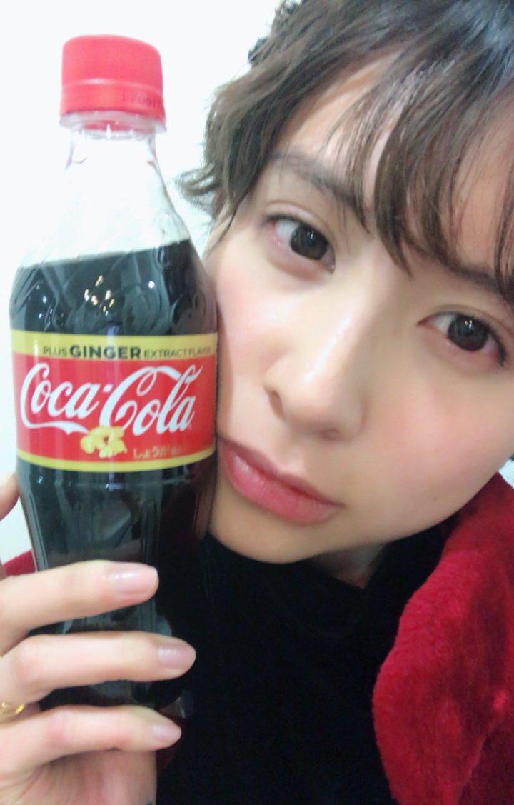 発売前から楽しみにしていた「コカ・コーラ ジンジャー」がついに登場♡ジンジャーがピリっとキリっともう…