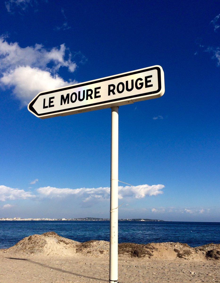 @SDarcos je crois bien que oui  #Cannes #mourerouge #the bestplaceintheworld @CannesIsYours @VisitCotedazur @MireilleBoissy<br>http://pic.twitter.com/vLNayMusm7