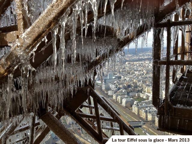 La #TourEiffel prise par la glace,oui mais en 2013 ! Impressionnant ! #Paris #France #meteo #tourisme  http:// paris-visites.wixsite.com/paris-visites  &nbsp;   @LaTourEiffel<br>http://pic.twitter.com/e9bwPqHy3T