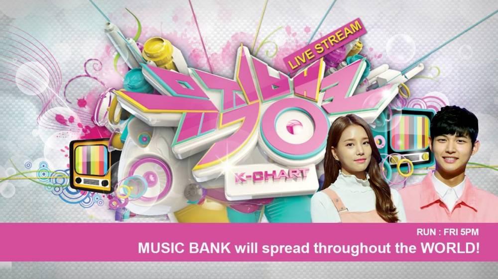 Watch 'Music Bank' Live! https://t.co/N5J49ck9qZ https://t.co/138PQxfN...