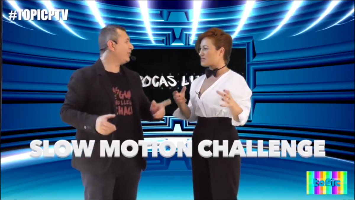 #Reto! SLOW MOTION CHALLENGE sube tu video! #topicptv #topicreto #Cantabria <br>http://pic.twitter.com/K3Eh0sTrwf