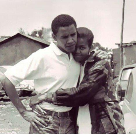 Dernier jour j en suis malade  #obama #michelle #barack <br>http://pic.twitter.com/10wDbMRpih