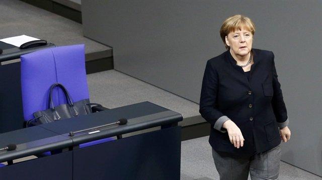 Almanya Başbakanı Merkel, şubat ayının ilk haftasında Türkiye'ye geliy...