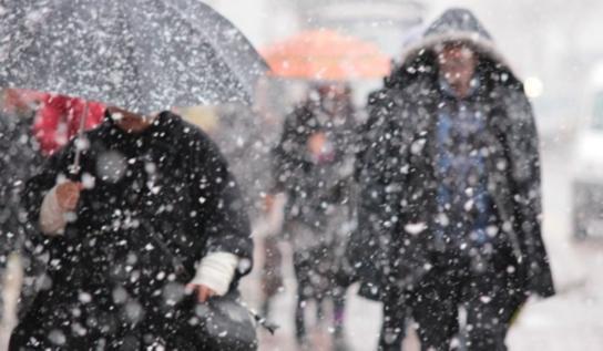 Dikkat! Meteoroloji uyardı: Kar geliyor  https://t.co/3STPQvyjfS https...