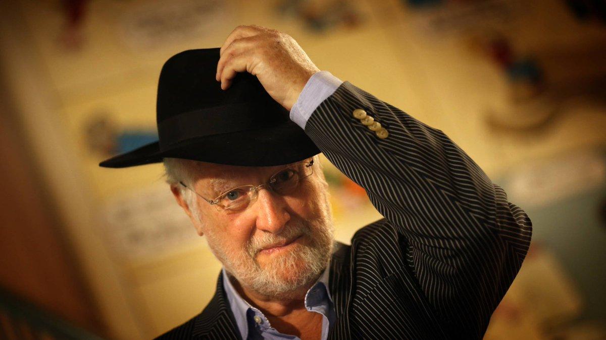 Jan Kruis, de tekenaar van Jan, Jans en de kinderen is overleden: http...