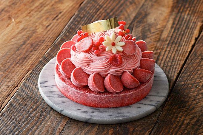 「グラッシェル」バレンタイン&ホワイトデー限定アイスケーキ - ハリネズミやハートがモチーフ fas…