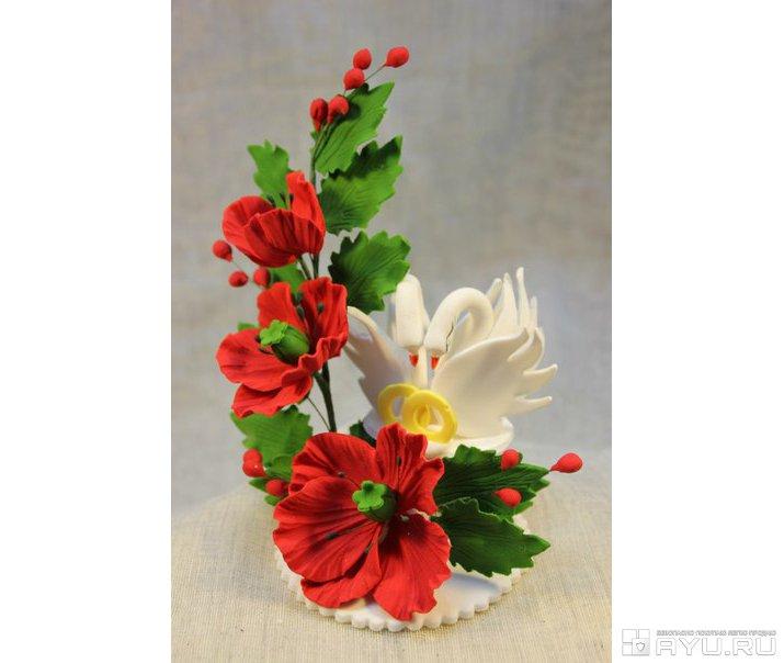 Магазины цветов, купить цветы из мастики в спб