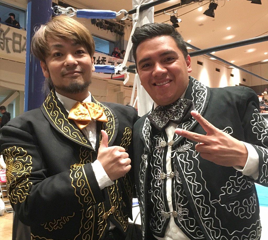 """""""Mi misión es ser el puente entre dos de las empresas de lucha libre más importantes del mundo"""": Okumura 7"""