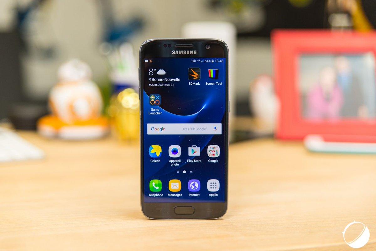 #BONPLAN    Le Samsung Galaxy S7 à 399 euros au lieu de 599 euros chez Darty (ODR+Reprise) !  #Soldes2017 ► http:// buff.ly/2eixMP6  &nbsp;  <br>http://pic.twitter.com/BsS6xNru2i