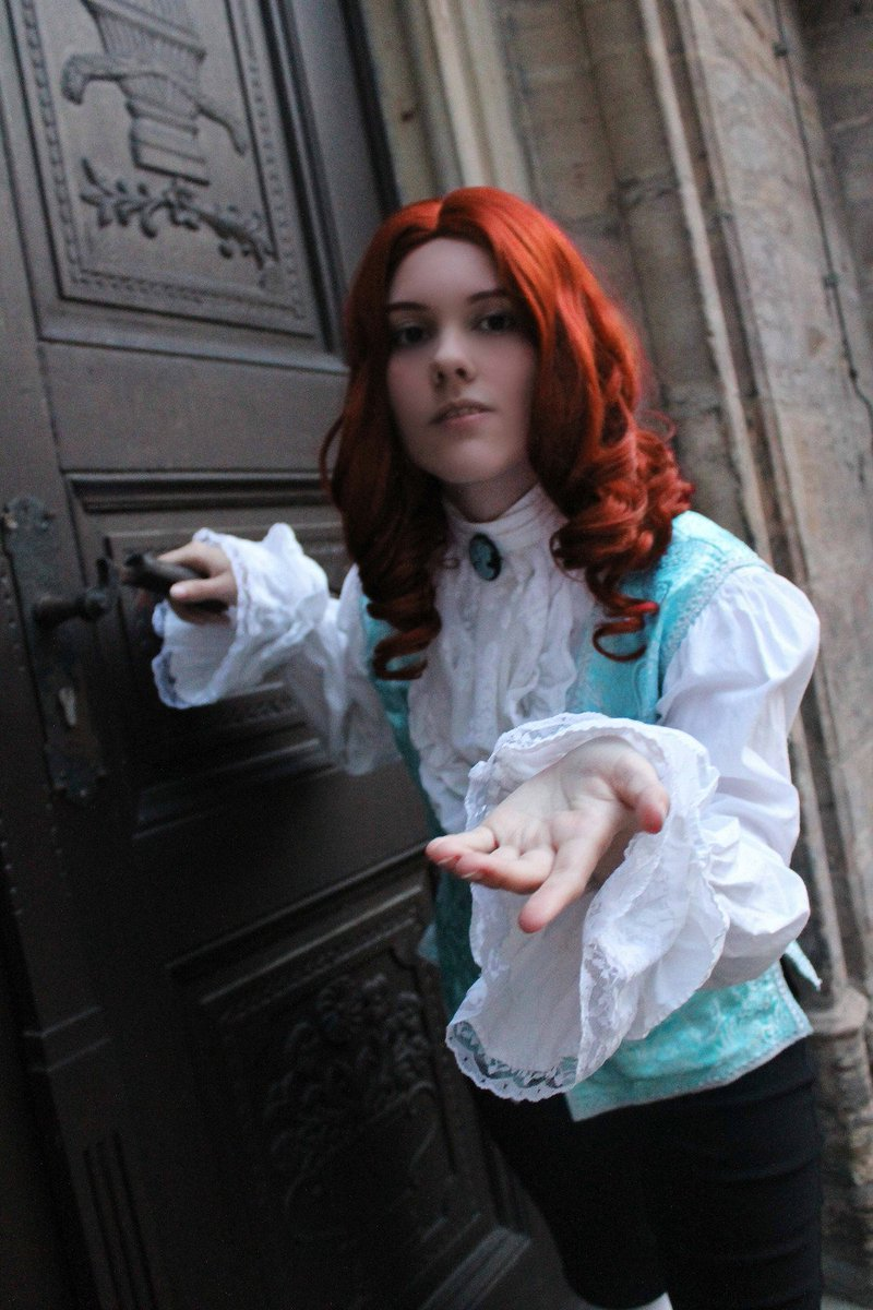 #TheVampireChronicles #cosplay #AnneRice - Théâtre des Vampires #Armand made by me ;) photos by @_____ErenJaeger<br>http://pic.twitter.com/qJOGzVtHtX