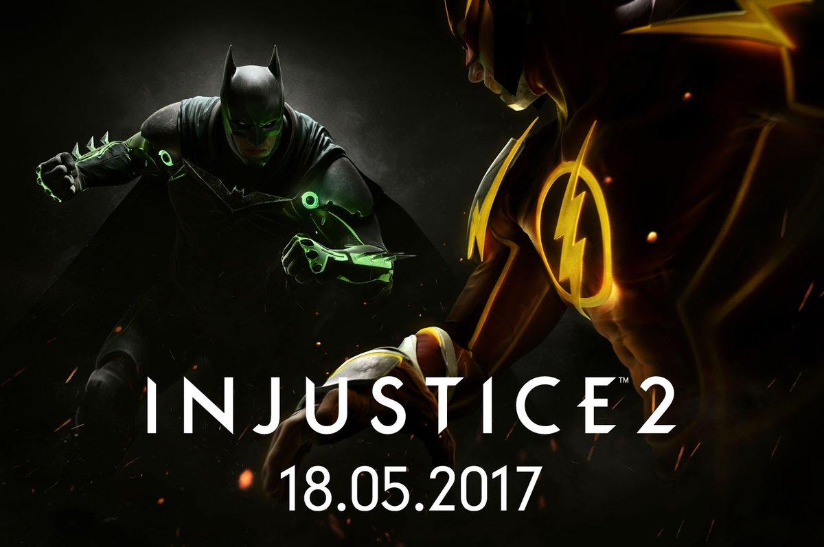 Bonne nouvelle, vous pouvez vous inscrire à la #beta de #Injustice2 sur #XboxOne !  https:// beta.injustice.com/index.php  &nbsp;  <br>http://pic.twitter.com/RMJmkBmA2G