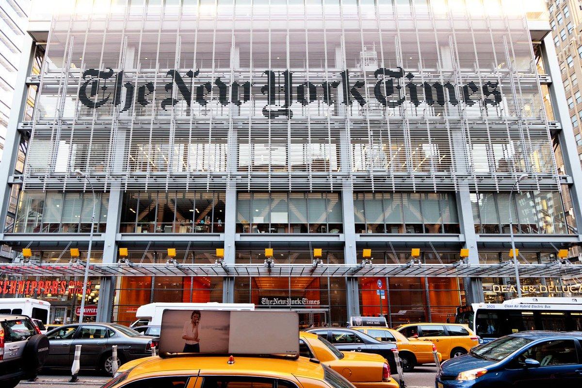 #NYTimes : que retenir des grands axes stratégiques du journal ?   http://www. meta-media.fr/2017/01/19/new -york-times-le-changement-cest-maintenant.html &nbsp; …  #presse<br>http://pic.twitter.com/J9FDQaCH00
