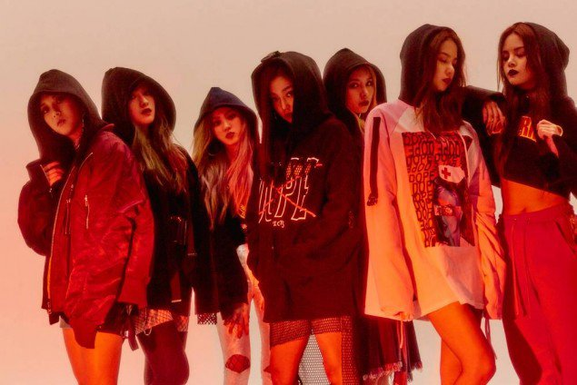 CLC come back with 'Hobgoblin' on 'Music Bank'! https://t.co/ruPZt5ubU...