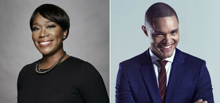 It's safe to turn on your TV again. @JoyAnnReid joins @TheDailyShow w/...