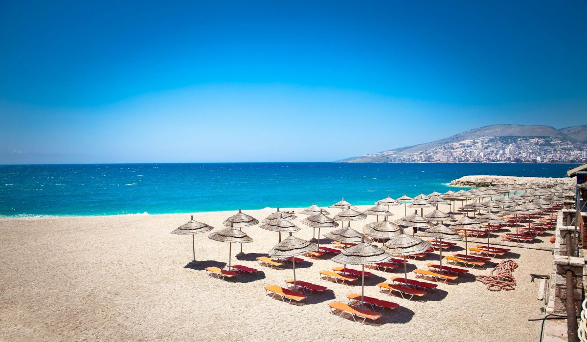 Visit Albania On Twitter Albania Beaches With Its Crystal
