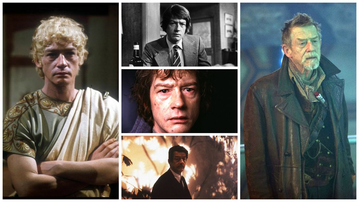 È morto John Hurt, il famoso attore di Elephant Man, Doctor Who e Harry Potter