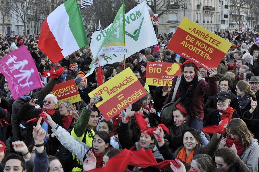 La @MarchePourLaVie, c'est demain à Paris https://t.co/OoM0JJM4Th #MPL...