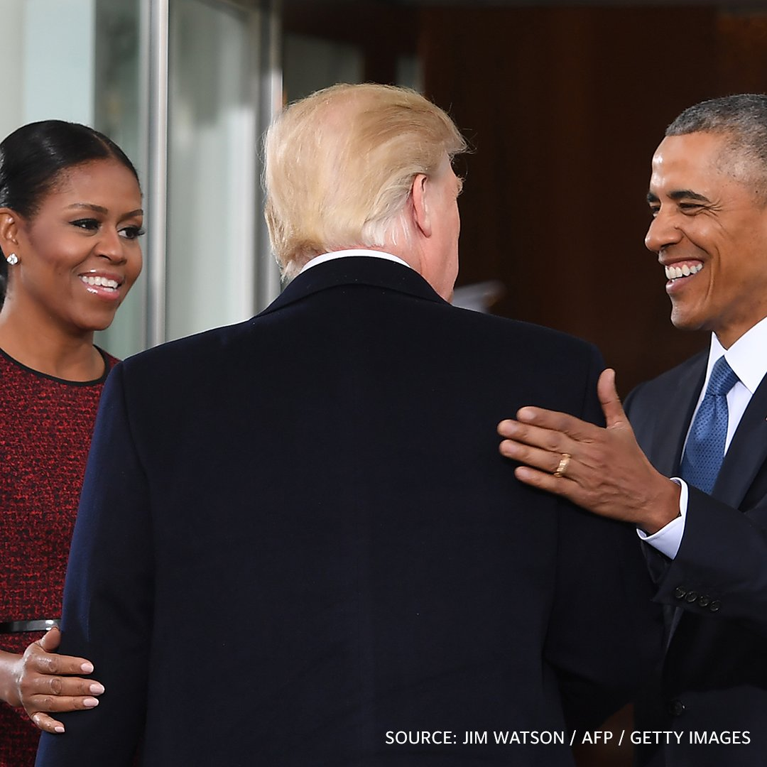 The Telegraph On Twitter A Historic Day In Washington Dc As Barack