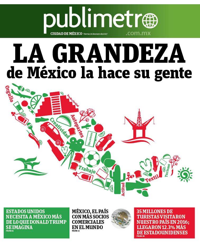 10 temas por los cuales gritar #SomosMéxico https://t.co/BH5QH3bbhy ht...