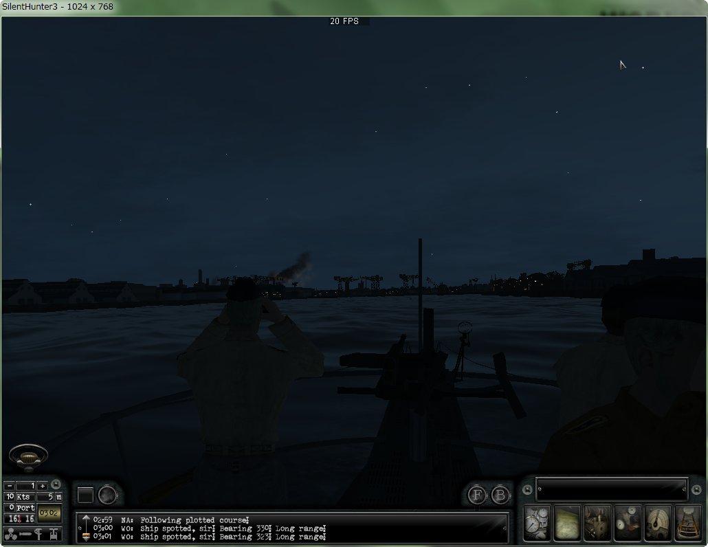 silent hunter 3 торрент на русском