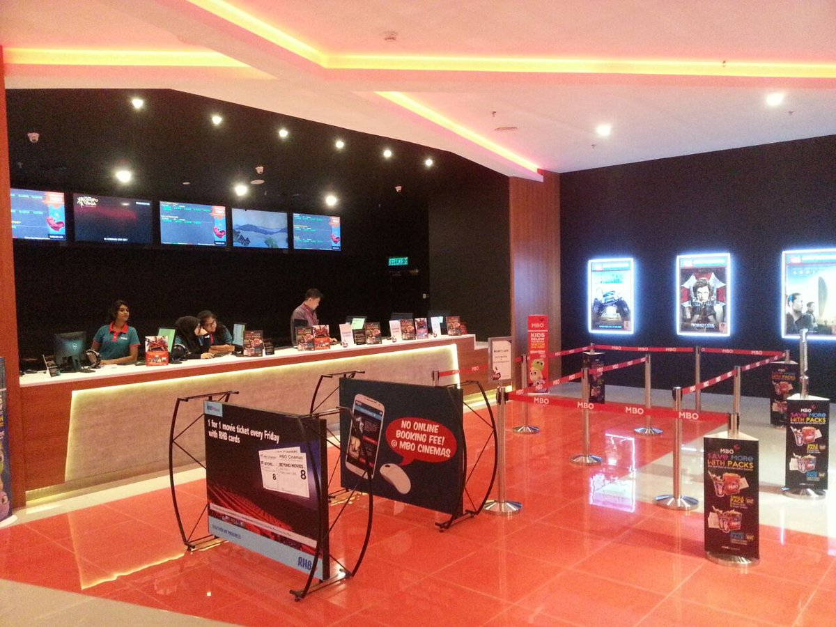 Mbo Cinemas On Twitter Online Booking For Mbo Elements Mall