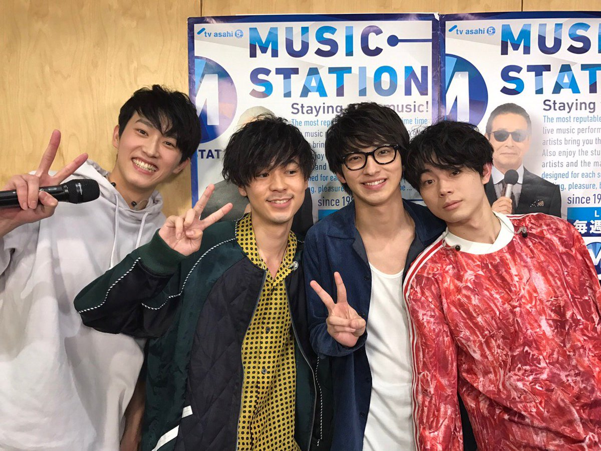 まもなくグリーンボーイズ! 菅田将暉、横浜流星、成田凌、杉野遥亮の4人組が、GReeeeNの名曲「キ…