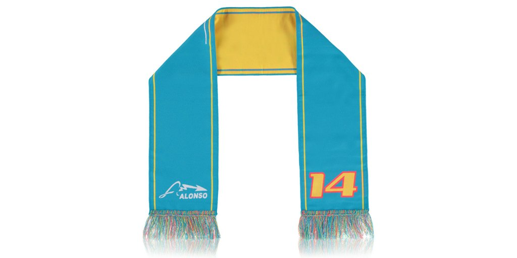 Win a Fernando14 scarf with this week's...