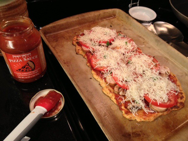 Gluten Free Pizza Recipe & A Lesson In Ricing Cauliflower #RecipeIdeas