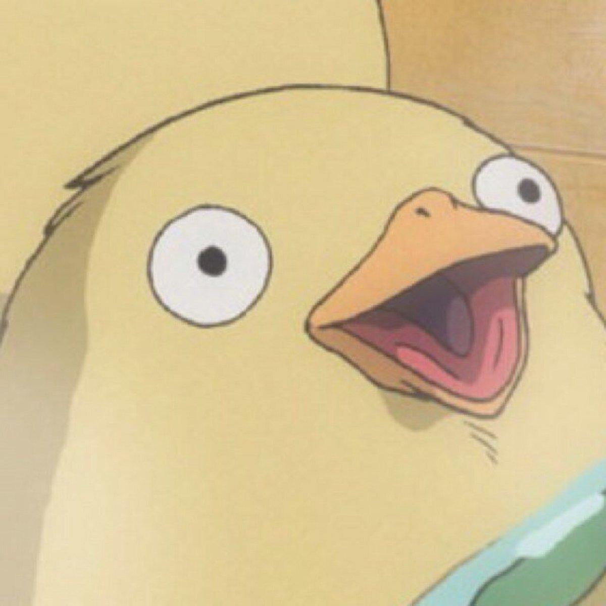 『千と千尋の神隠し』の中で「オオトリ様」が一番好きなんだなぁ… 「卵のまま生まれてこられなかったひよ…