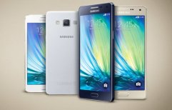 2017 model Galaxy A serisi akıllı telefonlar Türkiye'de satışa sunuldu...