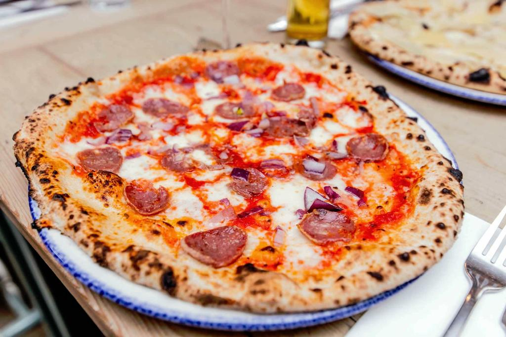 Londons Best Pizza Delivered To Your Door Londonist
