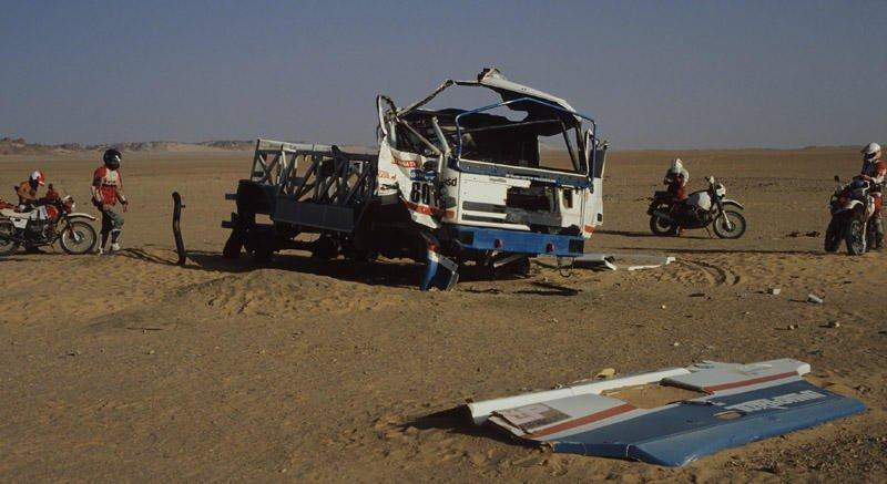 Dakar 1988: tra morte, rapimenti e una lettera al papa 4