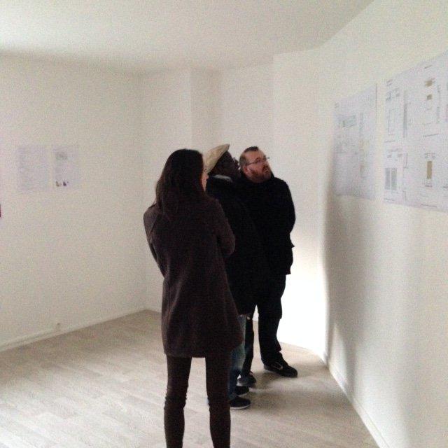 Les locataires ont visité le #logement témoin de la résidence #Salamandre:#PlanClimat, agriculture urbaine, façades végétalisées...#paris20<br>http://pic.twitter.com/52n1QtTuCj