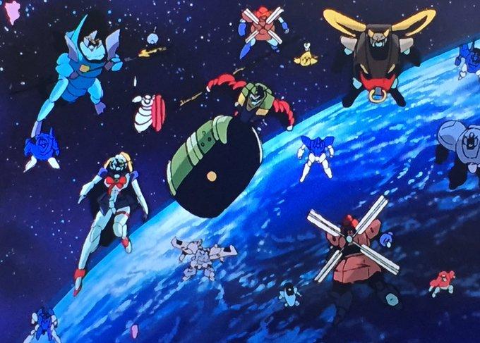 『機動武闘伝Gガンダム』で発見『機動戦士クロスボーン・ガンダム』は既にアニメ化されていた!!