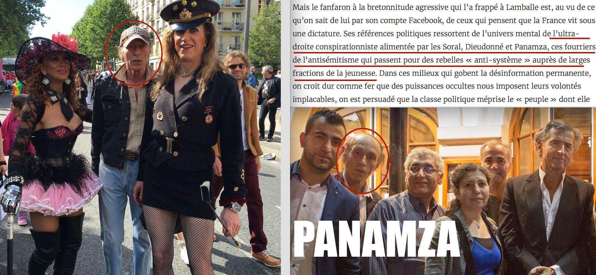 Il déteste Panamza et compare les musulmanes voilées à des nazis : découvrez Bernard Schalscha, porte-flingue de BHL