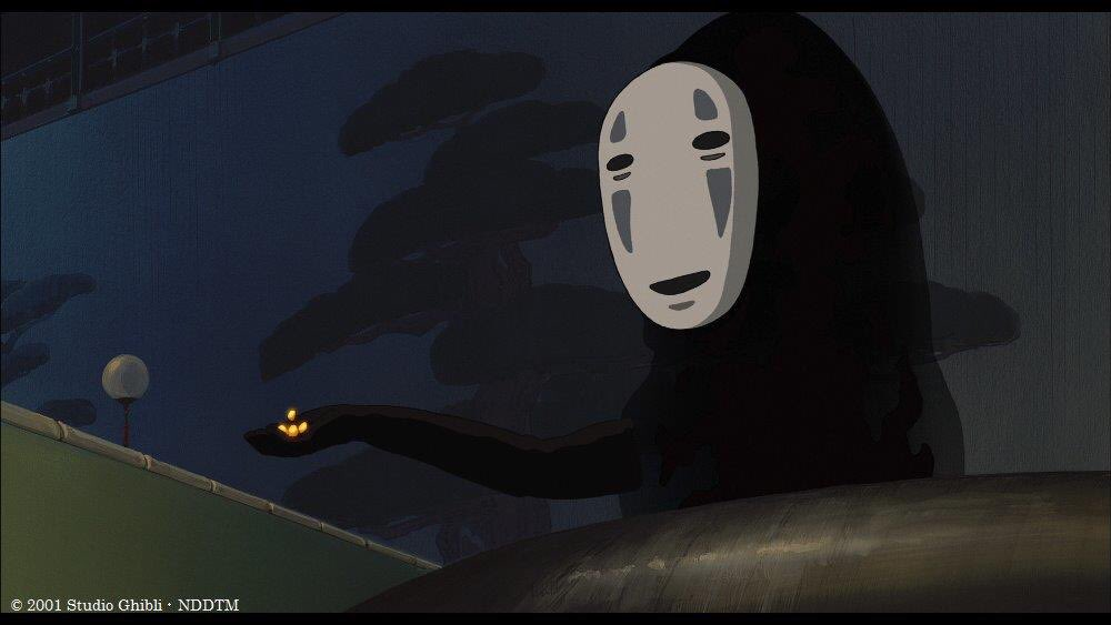 ■千と千尋お得情報メモ カオナシさんとは一体何者なのでしょうか。宮崎駿監督いわく「カオナシなんて周り…