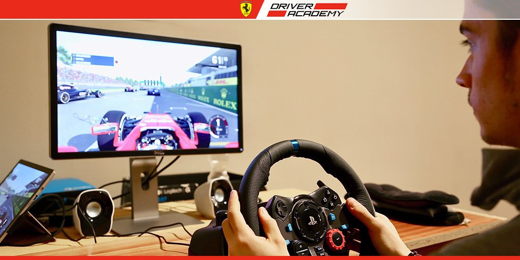 .@Charles_Leclerc and @enzofitti remaining faithful to their habits. #FDA <br>http://pic.twitter.com/Ms59CGXs0E