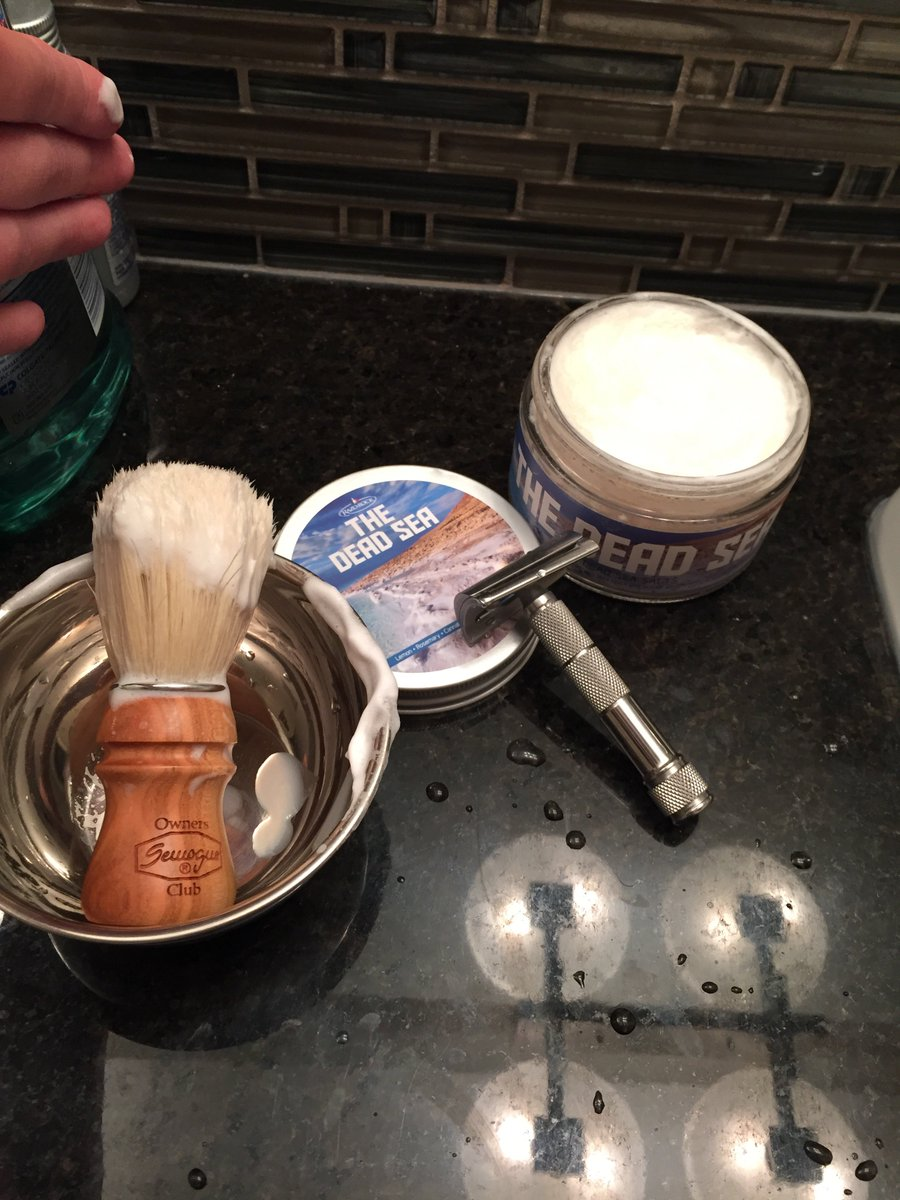 Another tremendous #SOTD thanks to @razorockJoe #TheDeadSea. Love at f...