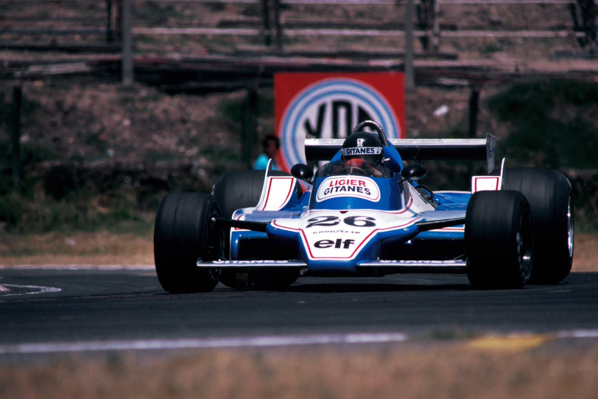 #OnThisDay in 1979 🗓  Ligier's Jacques Laffite kicked off the new #F1...