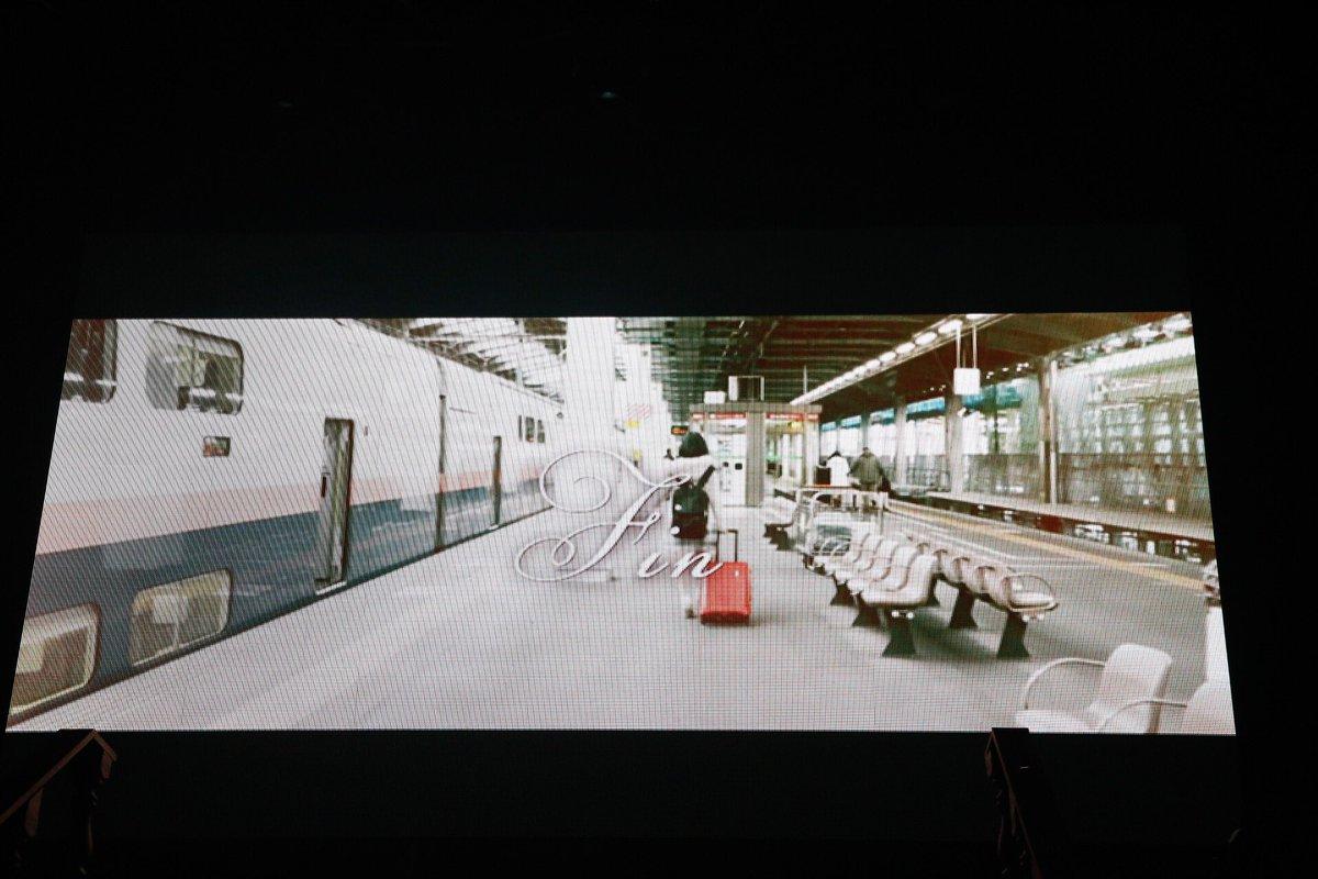 【御礼】NGT48初の単独コンサートは、Maxとき315号での旅を、この1年の活動に重ね合わせながら…