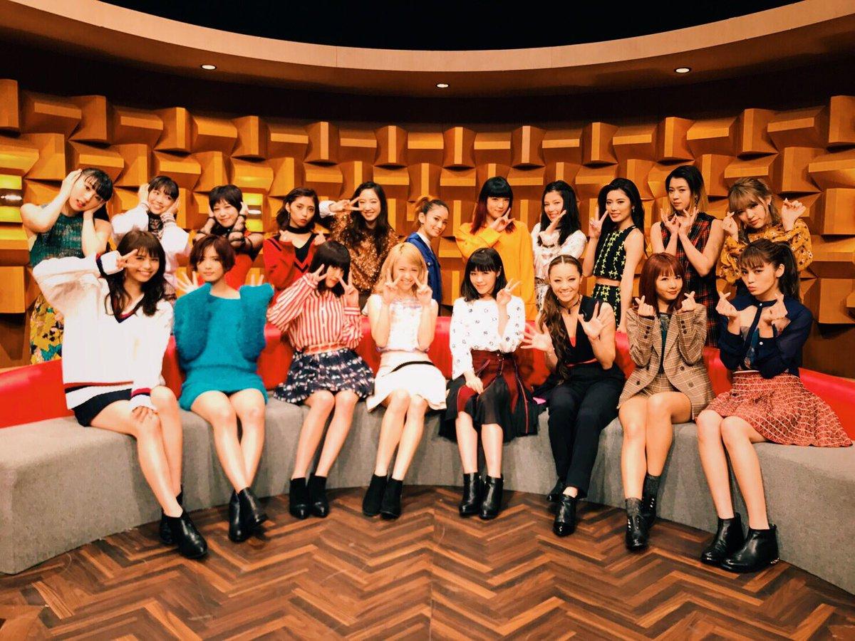今日深夜25:10〜26:10放送の 日本テレビ #バズリズム にて E-girlsが只今発売中のN…