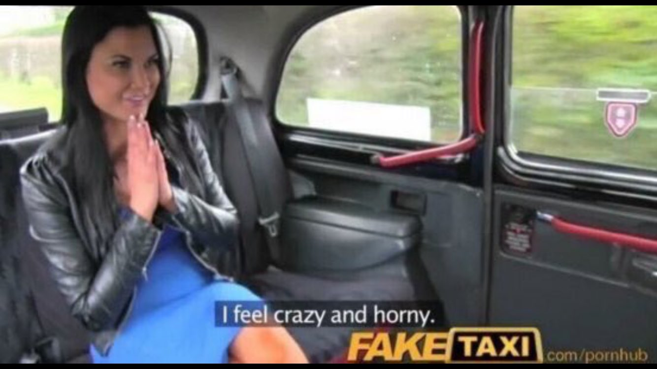 Fake Taxi Female Driver