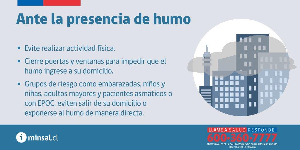 Seremi de Salud RM on Twitter: \