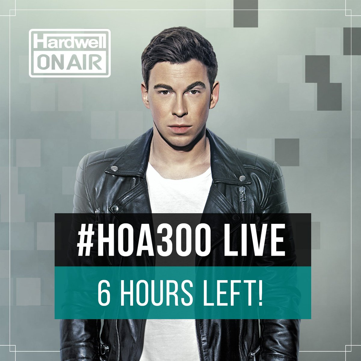 6 hours left!! Who's tuning in? #HOA300 https://t.co/aOiUPNIkeG
