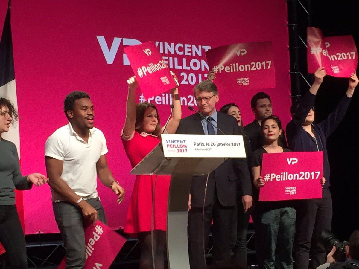 Le socialisme a un bel avenir avec Vincent #Peillon2017 #PrimairesCito...