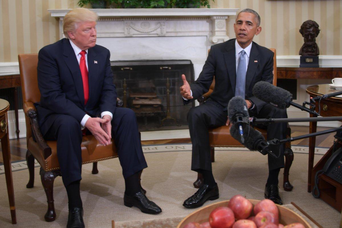 #investituretrump si, par hasard, #Barack, tu as oublié un #objet à la Maison-Blanche, #Donald te l&#39;enverra via  http:// posttrip.com  &nbsp;   !<br>http://pic.twitter.com/IGL2zEUtEh