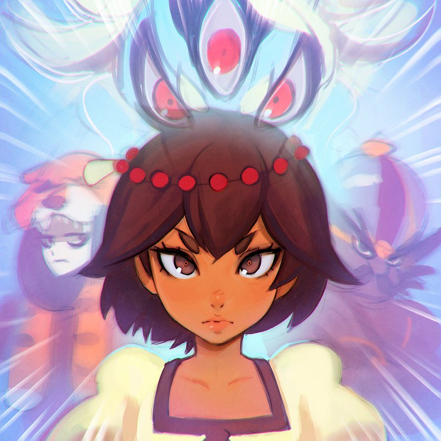 We&#39;re blown away by this gorgeous Ajna fan art from @DeviantArt user @Kuvshinov_Ilya! #FanArtFriday  http:// bit.ly/2j5F60T  &nbsp;  <br>http://pic.twitter.com/fQnoZ0y3SF