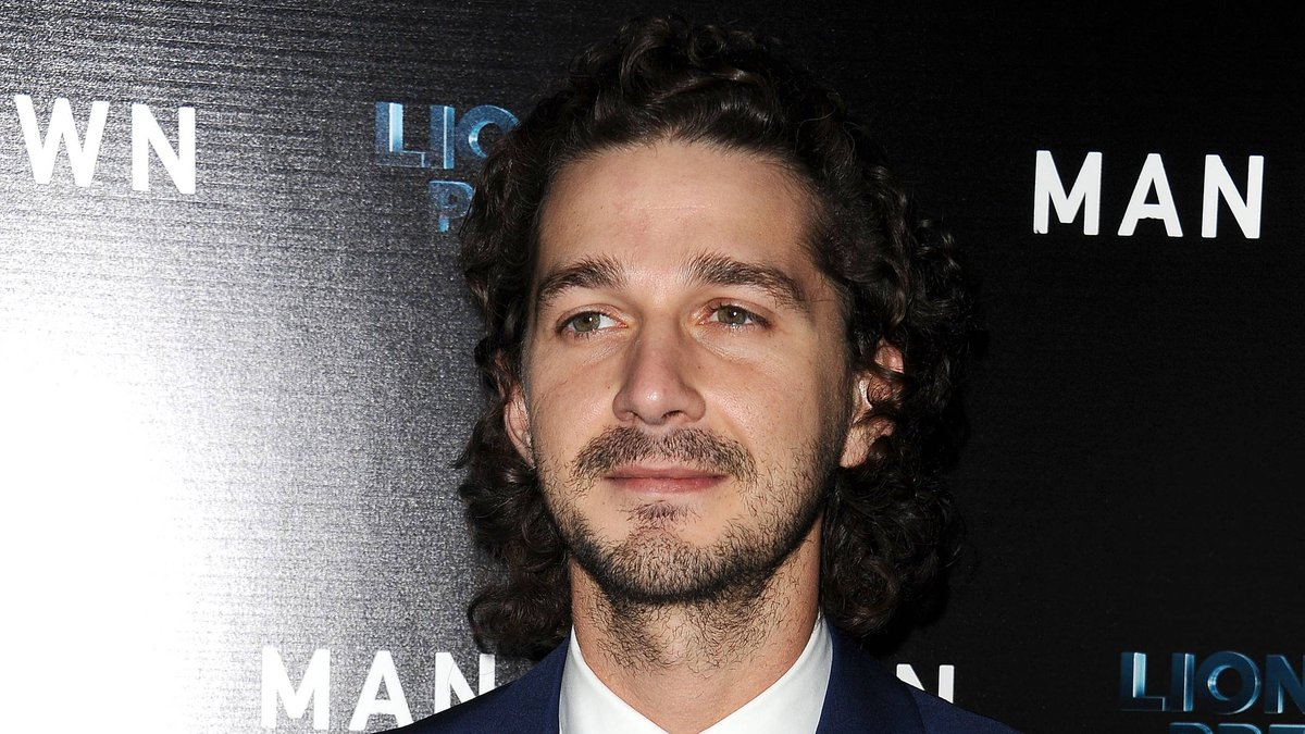Shia Labeouf and Jaden Smith have their own slogan for Trump's preside...