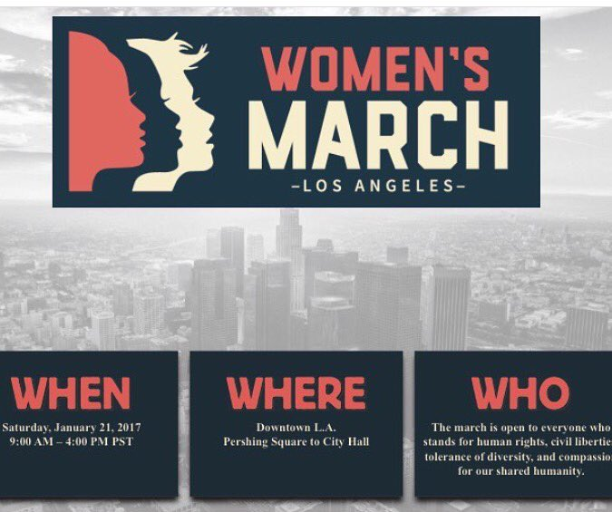 Women's rights are human rights  #womensmarchlosangeles https://t.co/1...