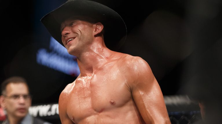 Cowboy Cerrone welcomes the chance to fight Demian Maia or Robbie Lawl...